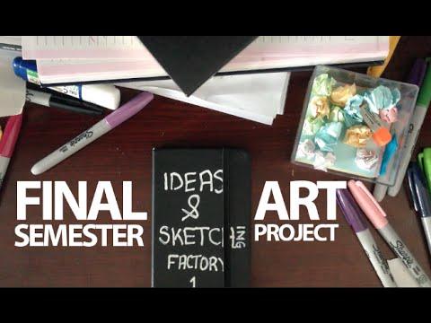 Final Semester Art Project | #ShogsThoughts