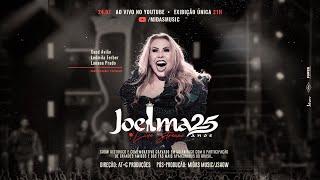 Première Joelma 25 Anos - #EmCasa e Cante #Comigo