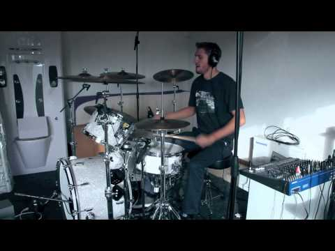 Green Day Makeout Party Drum Cover