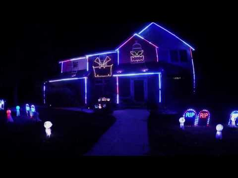 Halloween Lights 2016 - Zay Hilfigerrr &...