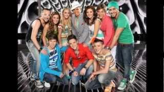 Joyrider (Opel-Song) von den Top 10 Kandidaten DSDS 2012