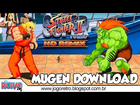 Super Street Fighter II Turbo HD Remix - Mugen Download | GO