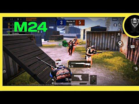Download M24 TDM KILL MONTAGE  BGMI  DNX GAMING