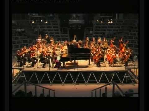 Kiveli Doerken - Liszt Ungarische Fantasie (2/2)