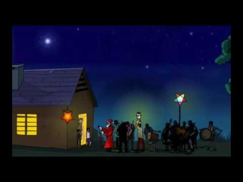 Christmas Carol Song Animated(Malayalam)