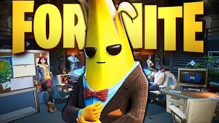 FORTNITE - AGENTE BANANA! *Noobs en Fortnite* ¿PRIMERA VICTORIA?