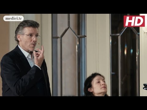 Master Class with Thomas Hampson - Heidelberg Lied Academy