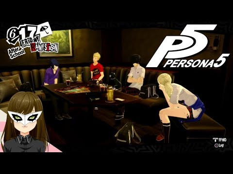 Persona 5 - Happy hour at the Karaoke! Episode 103