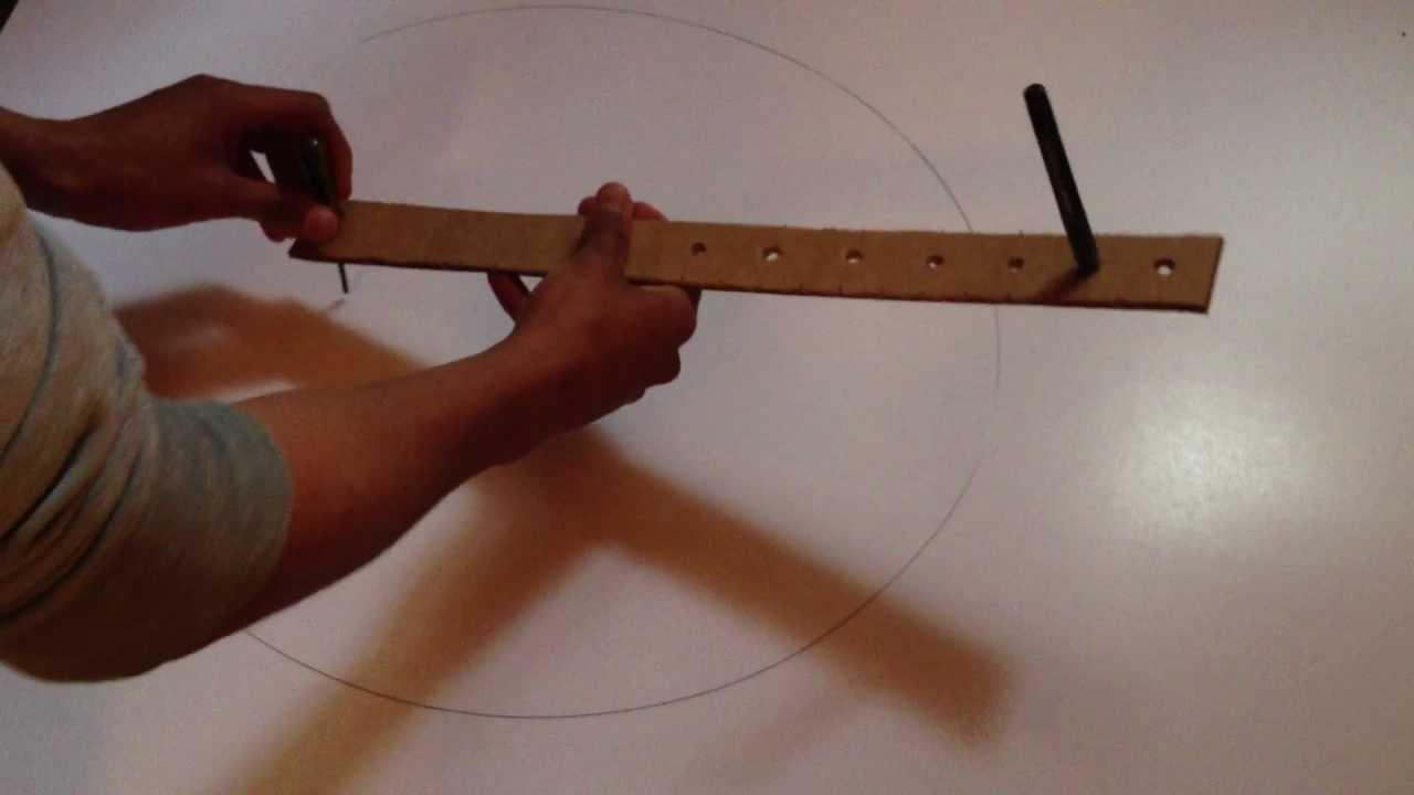 Cómo hacer círculos enormes - YouTube