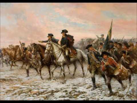 American Revolutionary War Tribute