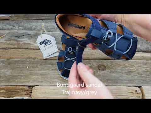 5ae2e5c33a7 Bundgaard - sandal - Traj Navy/Grey