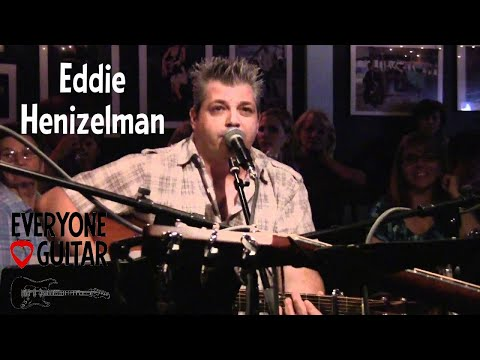Eddie Heinzelman Interview - Radney Foster, Darius Rucker, Vince Gill   - Everyone Loves Guitar #155