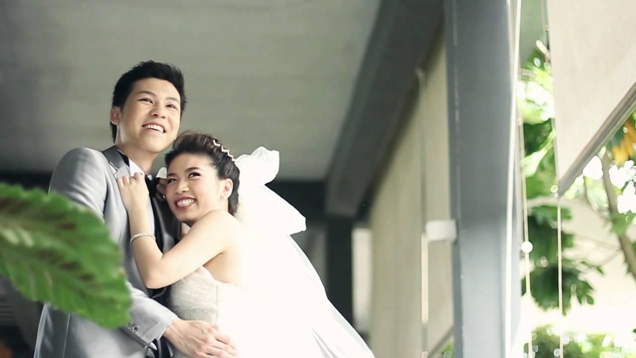 Wedding Interview K Lhing+Ping