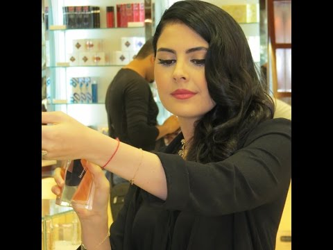 Visiting Rasasi For The Finest Arabic Perfumes & Oud