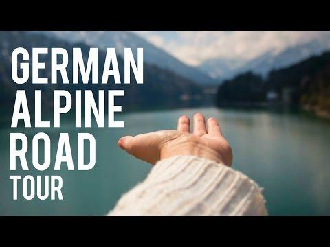 GERMAN ALPINE ROAD // EXPLORING BAVARIA PART #1