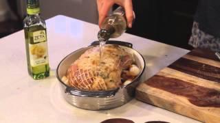 Miso & Apricot Glazed Turkey Roast