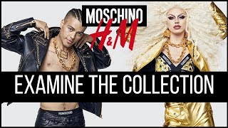 Moschino H&M: Examine the collection
