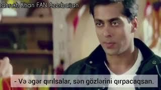 Hum Dil De Chuke Sanam Azerbaycan Dilinde (Hind Filmi)