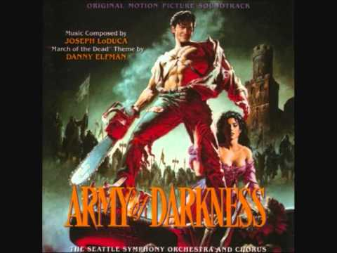 Army of Darkness - 02 Building The Deathcoaster - Joseph LoDuca
