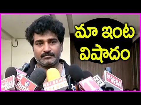 Rajiv Kanakala Emotional Words About His...