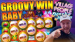 Going All Camp On Village People Macho Moves Slot!!