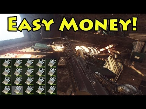 How to make Money & Level Traders - Escape From Tarkov