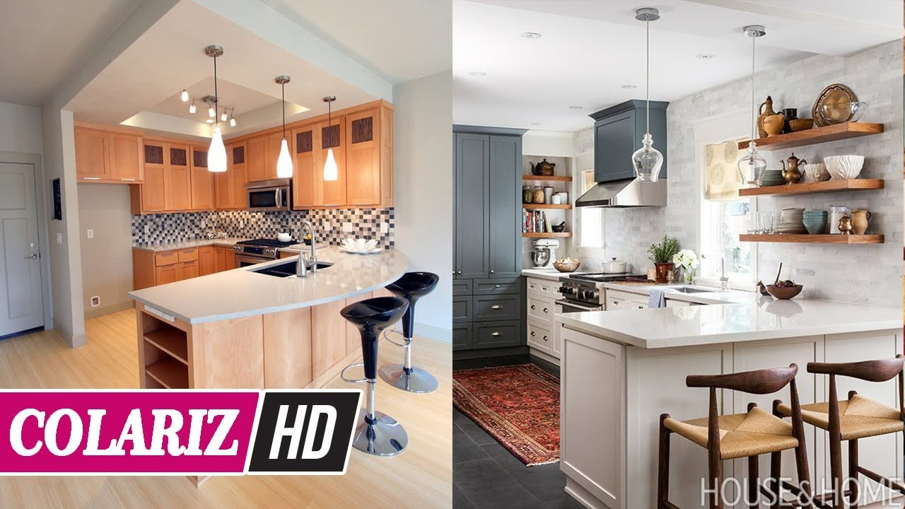 U Shaped Kitchen Vs L Shaped Kitchen The Benefits Of Each How To Choose