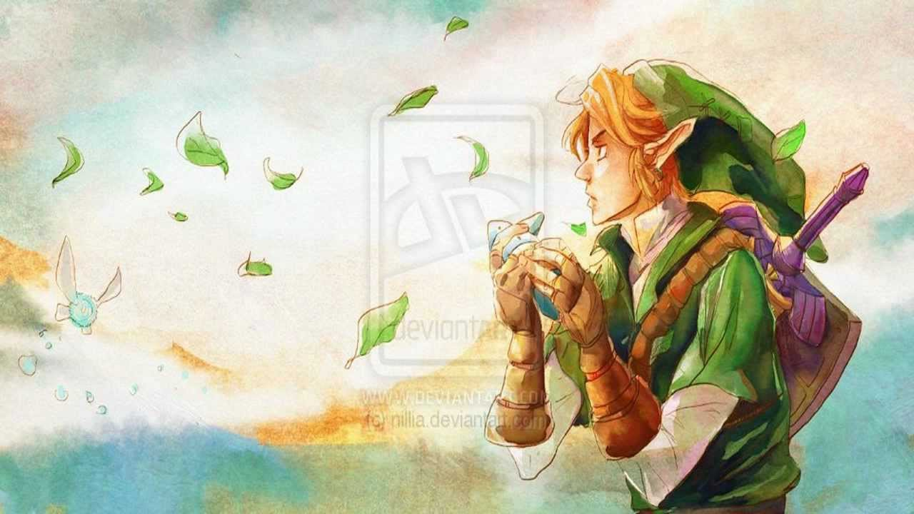 Song of Storms Violin Cover   The Legend of Zelda