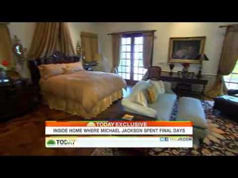 Jackson bedroom video