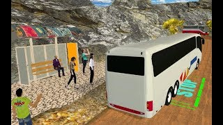 Offroad Bus Simulator 3D 2018 Android Gameplay