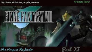 Final Fantasy VII: Part XI