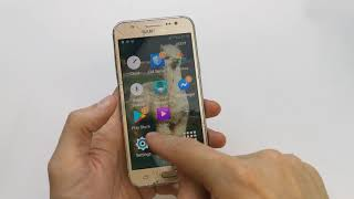 How to Check IMEI in SAMSUNG Galaxy J5 - Find Serial Number