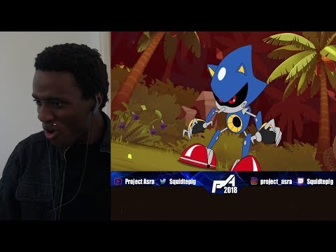 Squid Reacts: Sonic Maina Adventures ~Mighty & Ray~