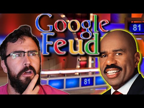 TOP SEARCHES ARE INSANE! | Google Feud