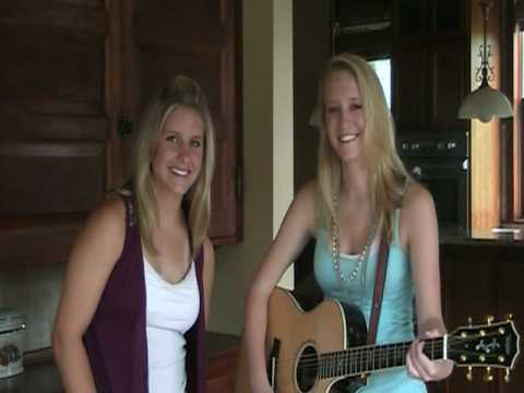 Hip To My Heart - The Band Perry - Acoustic Cover Official Video Emily & Rachel Bt