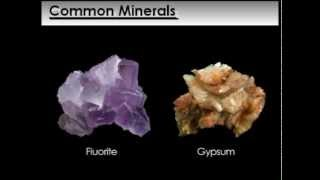 Identifying Minerals for Earth Science