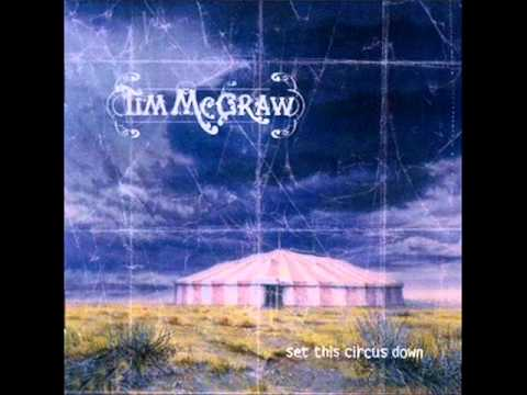 Tim McGraw - Grown Men Don't Cry. W/ Lyrics