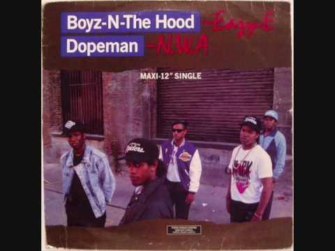 Eazy-E - Boyz N The Hood (Instrumental) + Lyrics!