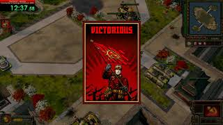Red Alert 3 Uprising. Commander's challenge speedrun. All missions 100%: 6:07:03