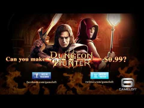 New $0.99 Sale? Dungeon Hunter 2: Fight The Price - IPhone & IPad