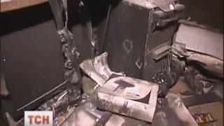 видео В Казани во время грозы из-за скачка напряжения загорелась квартира