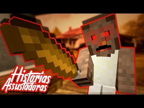 Minecraft: ORIGEM DA GRANNY! (HISTÓRIAS ASSUSTADORAS) - mike -
