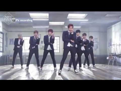 [ENG] 140723 BOY IN LUV Japanese Ver MV Shooting | ABS