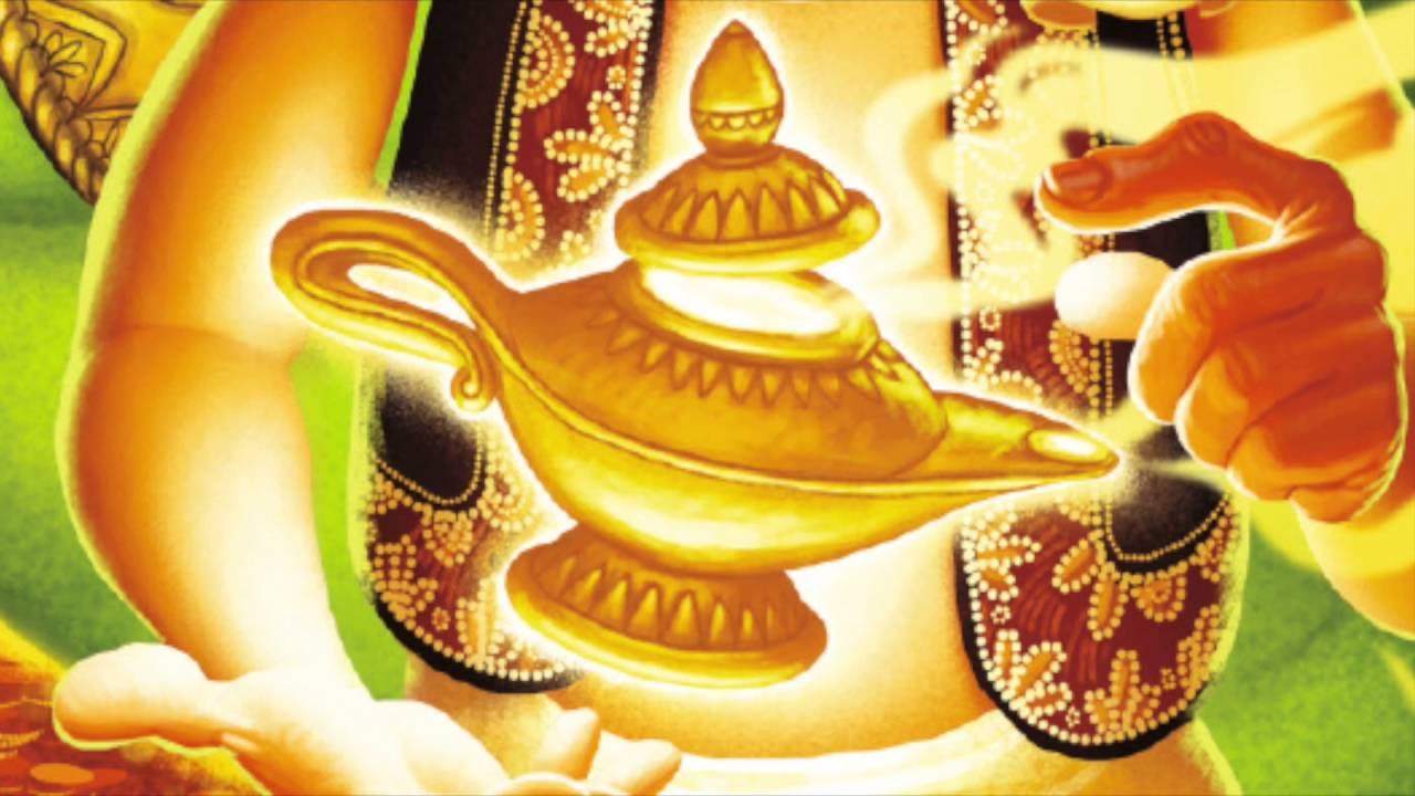 Aladin La Lampe Merveilleuse
