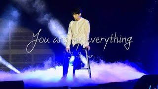 [SHINee] ONEW(溫流)-You Are My Everything [韓繁中字]