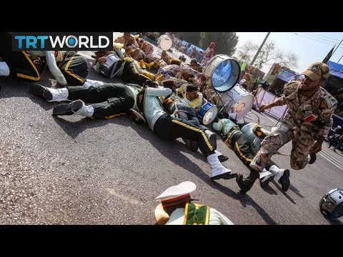 Iran Parade Attack: Gunmen open fire at military parade in Ahvaz