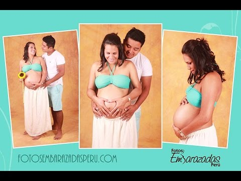 Fotos Embarazadas Lima -   Raul y Jenifer