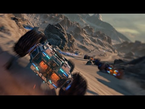 GRIP - Early Access Launch Trailer