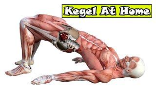 Kegel exercises at home for women and men