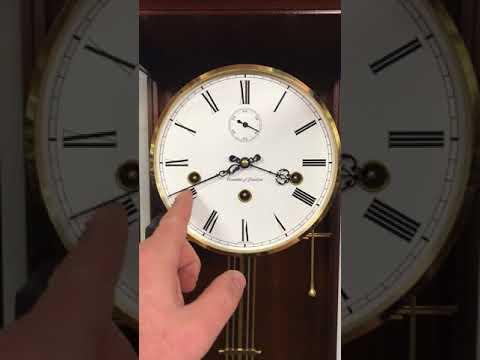 Comitti Of London Musical Wall Clock - Times & Chimes